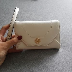 Ann Taylor Cream Wallet